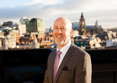 Nick Brooks-Sykes, Director of Tourism – Marketing Manchester