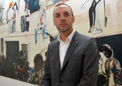 Thom Hetherington, CEO – Holden Media