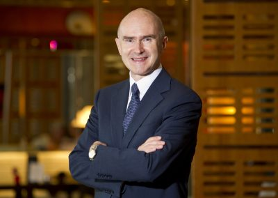Adrian Ellis, General Manager – The Lowry Hotel