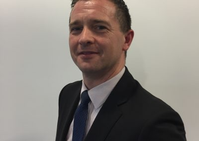 Tony Shotton, Business Development Manager – F3