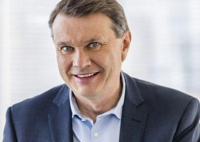 Burkhard Kieker, CEO – visitBerlin (Berlin Tourismus & Kongress GmbH)