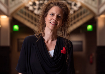 Esme Ward, Director – Manchester Museum